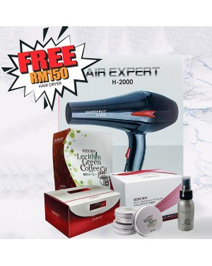 FREE RM150 HAIR DRYER  (Limited Time Only) De BEAUTY X HAIRDEPOT