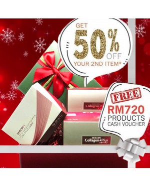 Reborn Collagen Plus + Reborn StemCell Placenta (Xmas Limited Time Only)